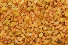 Dried White, Yellow Or Golden Raisin Sultana