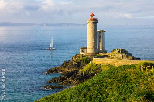 Photo Stands Lighthouse Petit Minou