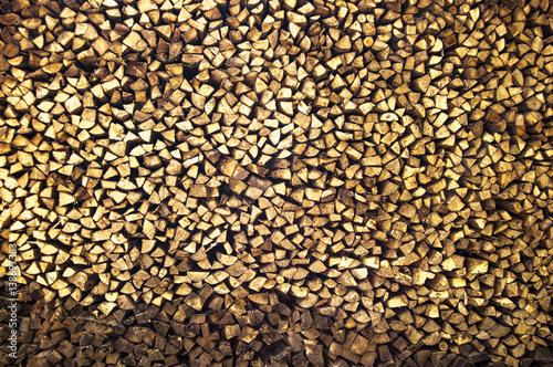 Holzstapel #138697383
