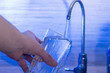 tap water drinking
