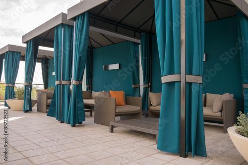 Cabana luxury swimming pool outdoor furniture style – kaufen ...