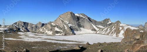 mountain panorama #138759725