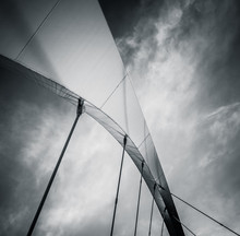 Abstract Bridge Detail
