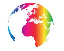 Mondo Multicolore Arcobaleno