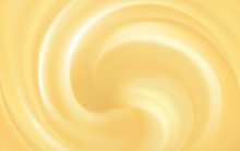 Vector Background Of Swirling ...