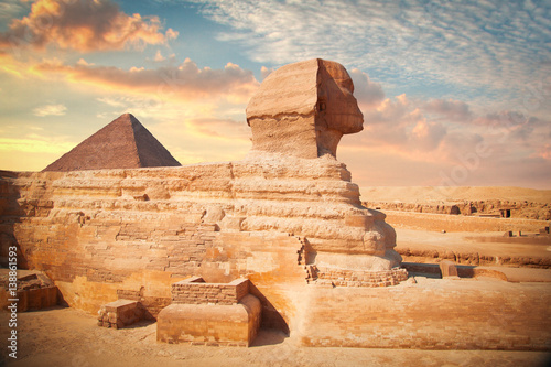 Photo  Sphinx