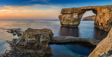 Gozo, Malta - Panoramic View O...