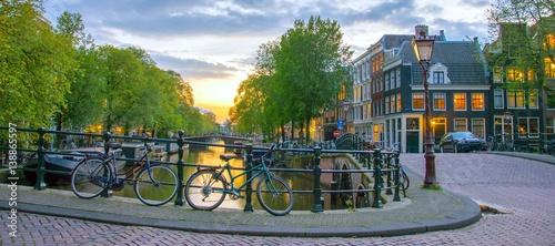 Poster Amsterdam Amsterdam, Pays-Bas