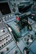 plane inside the cockpit