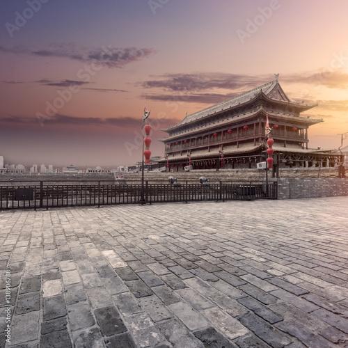 The Xi'an Circumvallation