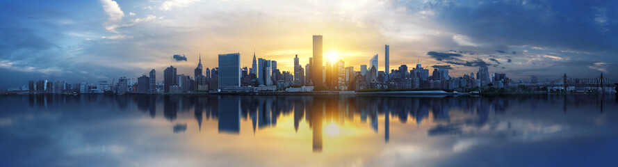 Skyline grada New Yorka