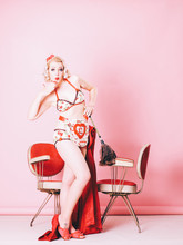 Pin Up En Studio