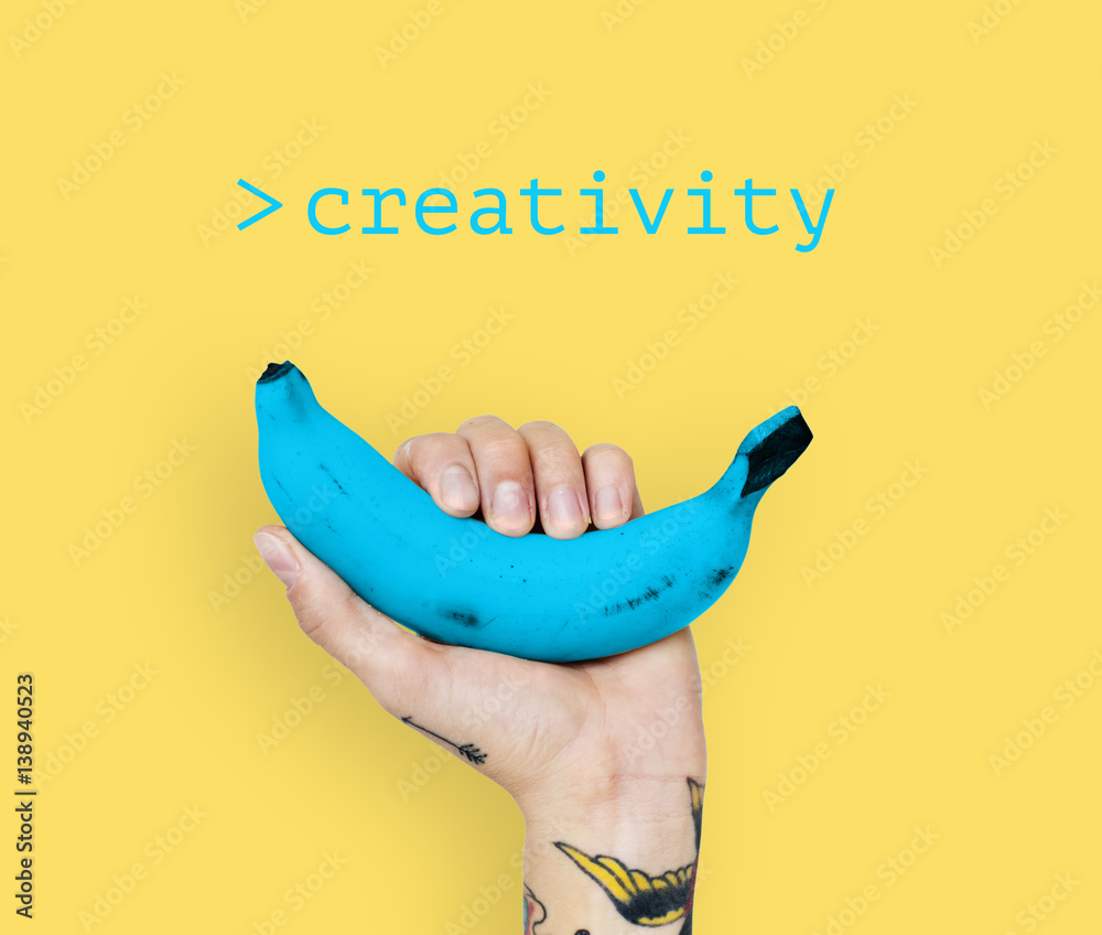 Fototapety, obrazy: Creativity Creative Thinking Ideas Concept