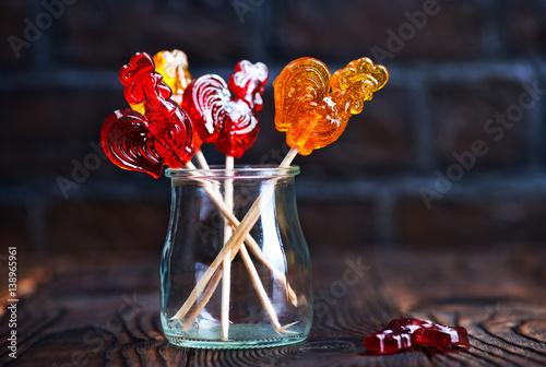 candy Fototapet