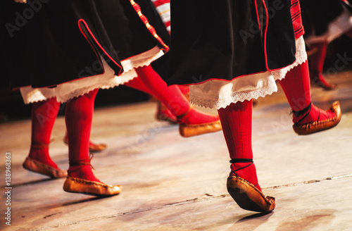 Photo  Legs of Serbian Folklore