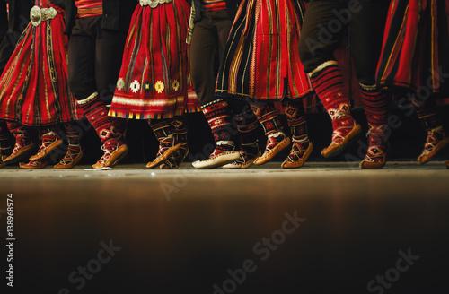 Fotografie, Tablou Legs of Serbian Folklore