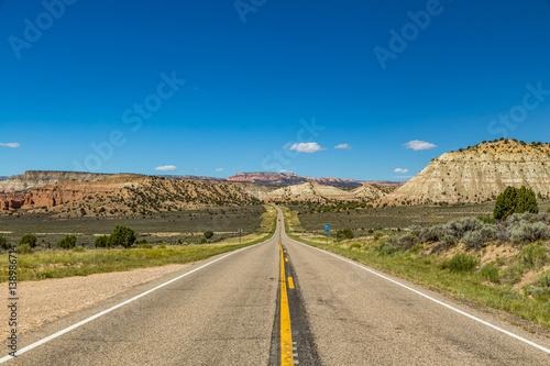 Fotografie, Obraz  Utah Scenic Route 12