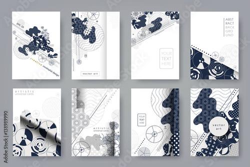 zestaw-szablonow-stron-a4-abstrakcjonistyczny