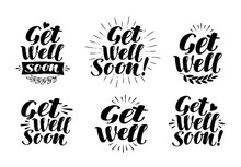 Get Well Soon, Label. Health, ...
