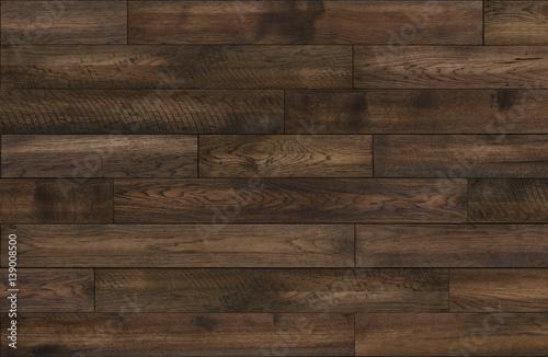Obraz Wood flooring pattern for background texture or interior design element - fototapety do salonu