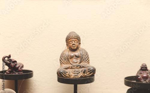 Tuinposter Boeddha Eastern Culture Decoration