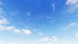 Leinwandbild Motiv Cloudy blue sky abstract background, blue sky background with tiny clouds