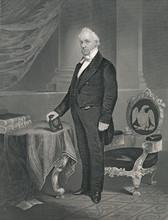 James Buchanan  - 15th Preside...