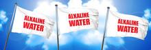 Alkaline Water, 3D Rendering, ...