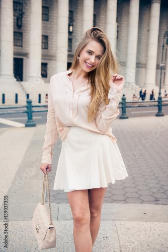 sexy girl street