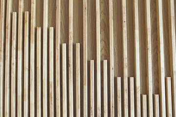 Modern wooden background