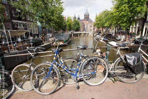Fototapety, obrazy: amsterdam olanda