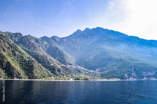 Fotografie, Obraz  Mount Athos, Greece Agiou Pavlou or St. Paul's Monastery.