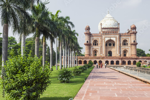 Fotografie, Obraz  Tomb of Safdarjung in New Delhi, India