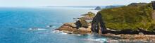 Cabo Vidio Coastline (Asturias...