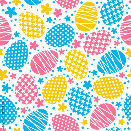 seamless-pattern-with-color-easter-eggs