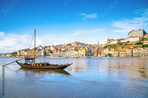 Porto old town cityscape on the douro river with traditional rabelo porto old town cityscape on the douro river with traditional rabelo boats portugal publicscrutiny Image collections
