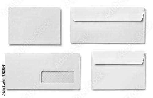 Cuadros en Lienzo envelope template letter mock up branding