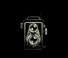 Vintage Camera, Antique Camera, Film, TLR, Vintage, Camera, Antique, Photography