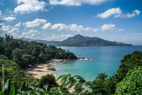 Fotografie, Obraz  Panorama thailandese