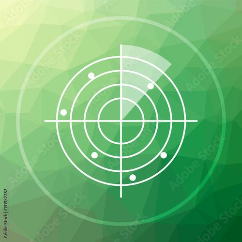 Radar Icon Kaufen Sie Diese Illustration Und Finden Sie ähnliche