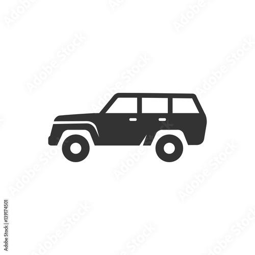 Photo  BW Icons - Car