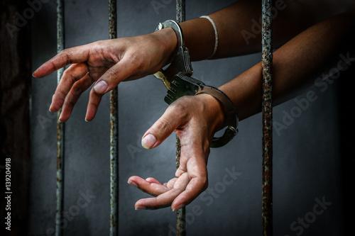Fényképezés  Prisoner in prison