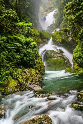 Valokuva  Mackay Falls
