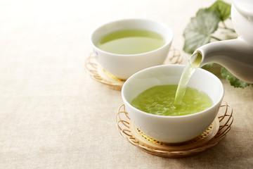 緑茶 Japanese green tea