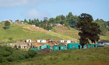 Rural Dwellings - Eshowe - KwaZulu Nata - South Africa.
