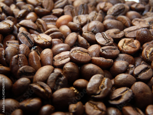 Photo Stands Coffee bar Roasted Coffee Beans