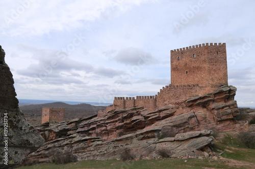 Foto  Castillo de Zafra