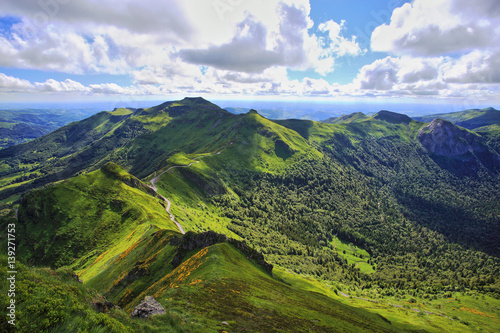 Photo View from Puy de Sancy