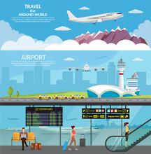 Airport Passenger Terminal And...