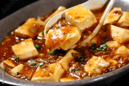 麻婆豆腐 Mapo tofu Wallpaper Mural